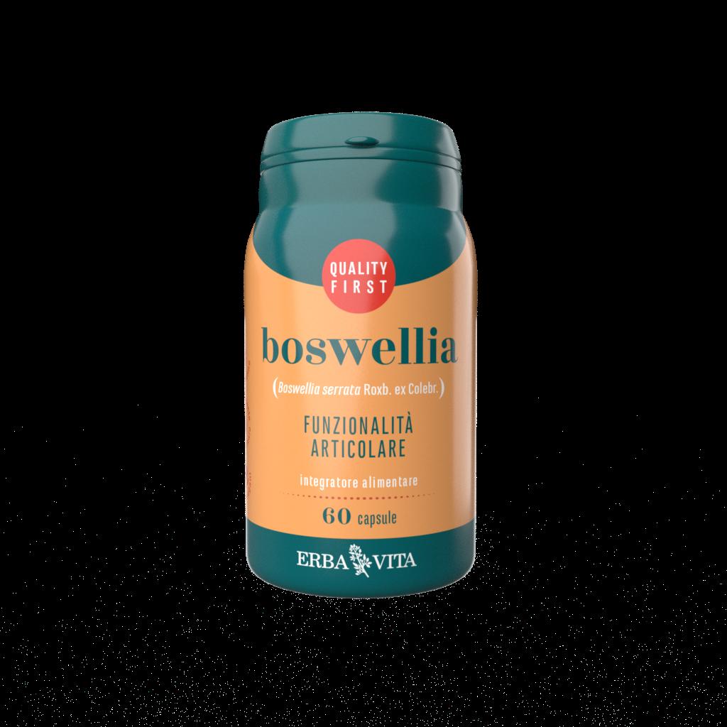 oìintegratore alimentare a base di boswellia per le articolazioni e la digestione
