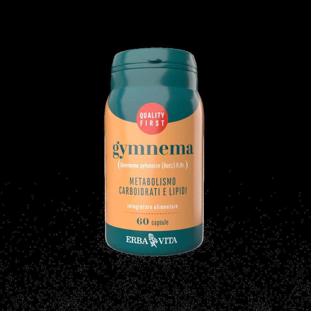 integratore alimentare a base di gymnema in capsule per il controllo del peso corporeo