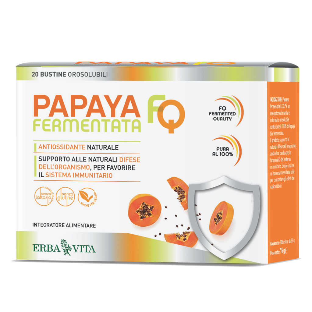 Papaya-fermentata-bustine